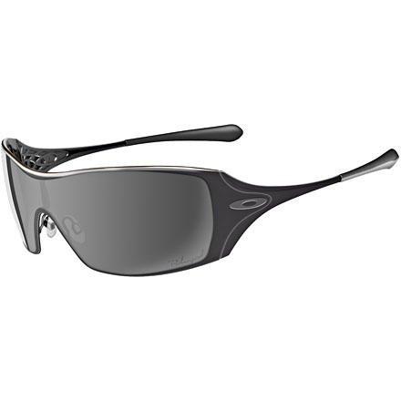 c0bb5561c57 Oakley Dart Sunglasses - Women s - Polarized Black Gray