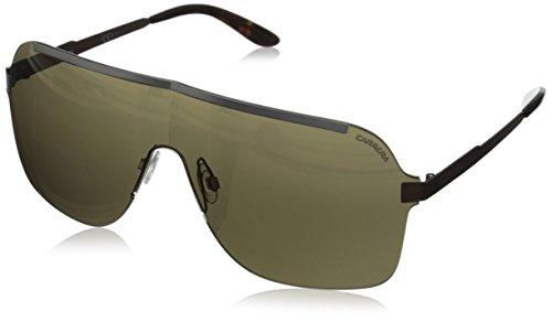 Carrera - Occhiali da Sole 93/S LC, Unisex adulto, Lenti: Brown Gold Ar, Montatura: Mttruth Brwn (NCW), 99