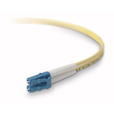 20 m Belkin Glasfaserkabel-Patchkabel LC/LC 8.3/125 Duplex