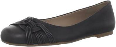 亚马逊美国_ECCO 爱步 Kelly Cross Strap 女士平底鞋