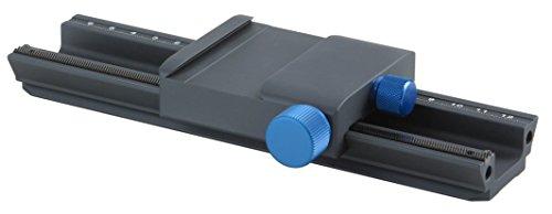 Novoflex CASTEL-Q Chariot de mise au point (Import Allemagne)