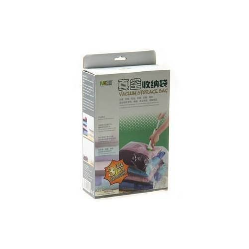 3x Space Saver Storage Seal Vacuum Bags with Vacuum Pump