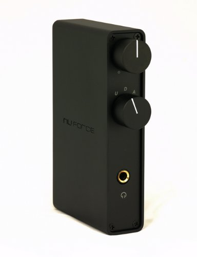NuForce Icon HDP- High Performance Headphone Amp, DAC and ...