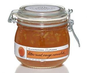 Clearbrook Farms Bitter-Sweet Orange Marmalade