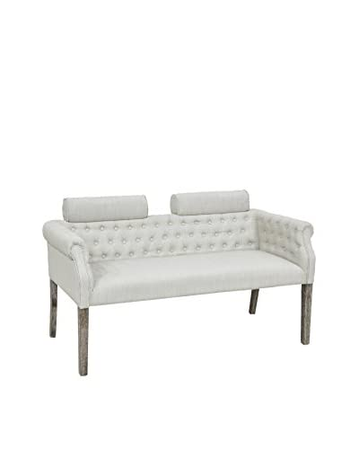 Tottenham Court Celestyn Loveseat, Natural
