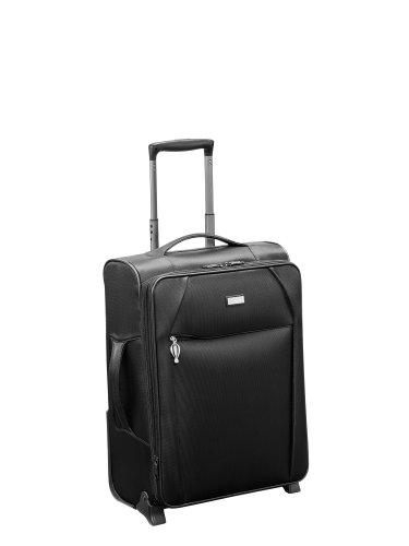 Stratic Trolley Unbeatable, Black, 22 x 38 x 55 cm, 45 Liter, 3-9561-55