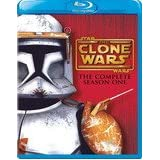 Star Wars: The Clone Wars - The Complete Season One [Blu-ray]by Matt Lanter