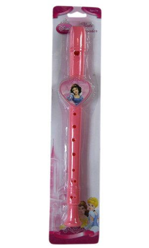 Toy Instruments - Disney Princess Flute Recorder - Snow White Flute