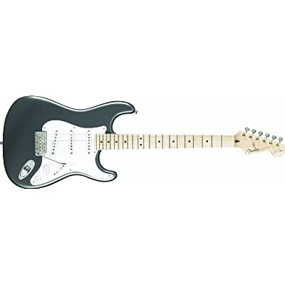 Fender Eric Clapton Stratocaster® Electric Guitar, Pewter, Maple Fretboard Best Quality