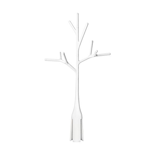 Boon Twig Grass and Lawn Drying Rack Accessory, White