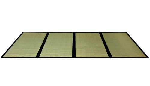 "Best Price Low Cost Good Quality - 6.5ft. Long Folding Japanese Style Tatami Mat - 79"" x 35.4"""