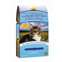 See California Natural Herring Dry Cat Food 5lb