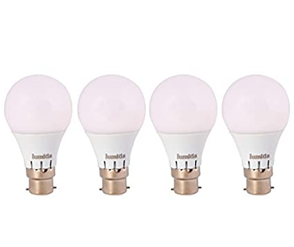 3W LED Bulbs (Cool White, Pack of 4)