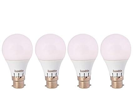 3W LED Bulbs (Cool White, Pack of 4)