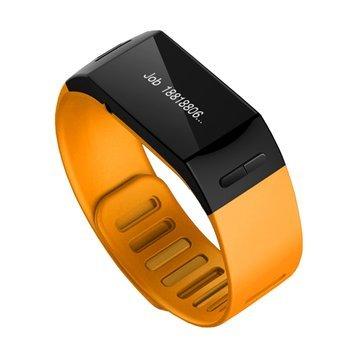 L28D-Bluetooth-Smart-Bracelet-Smartband-Sport-Band-Wristband-Orange