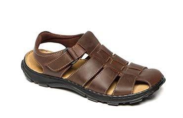 bb480cf9 Mens Brown Leather Sandals Uk ~ Men Sandals