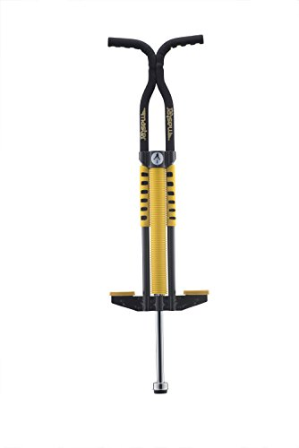 Flybar Master pogostick yellow