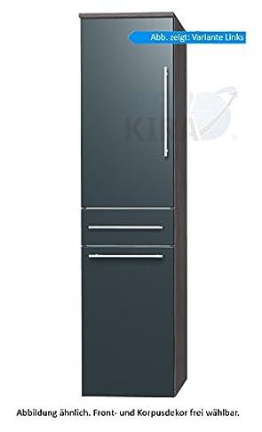 puris WOW armadio alto con biancheria kippe/hna054aw/40x 161,6x 30cm