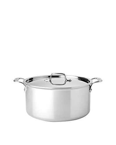 All-Clad 4508 8-Qt. Covered Stockpot