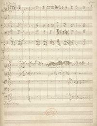 Felix Mendelssohn-Bartholdy. Sinfonie A-dur op. 90. »Italienische«. Fassung 1833/1834 Partitur  [Mendelssohn, Felix] (Tapa Dura)