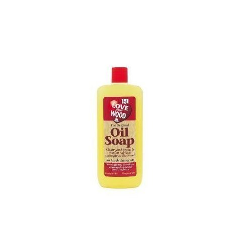 151 Oil Soap Floors Furniture Wood Hard Surfaces