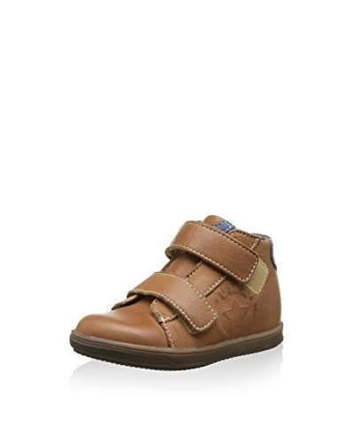 Little Mary Hightop Sneaker braun