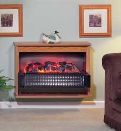 Dimplex Optima Electric Fire Kitchen Home