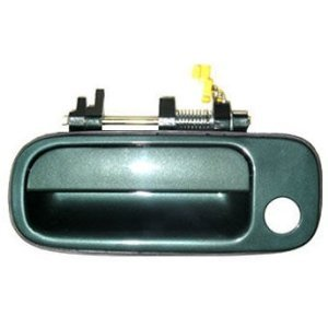 Motorking 6922033011c1 92 96 toyota camry green 6p2 replacement driver side outside 1995 toyota camry interior door handle replacement