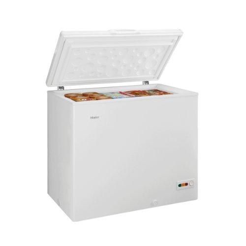 Haier BD143RAA Libera installazione Orizzontale 146L A+ Bianco congelatore