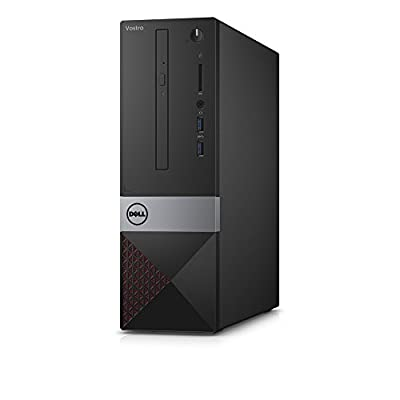 DELL Vostro 3250 New Desktop Dual Core 6th Gen/4GB/500GB/Dos/Wi-Fi/BW/DVD-RW with Dell Monitor E1916H (3 Years...