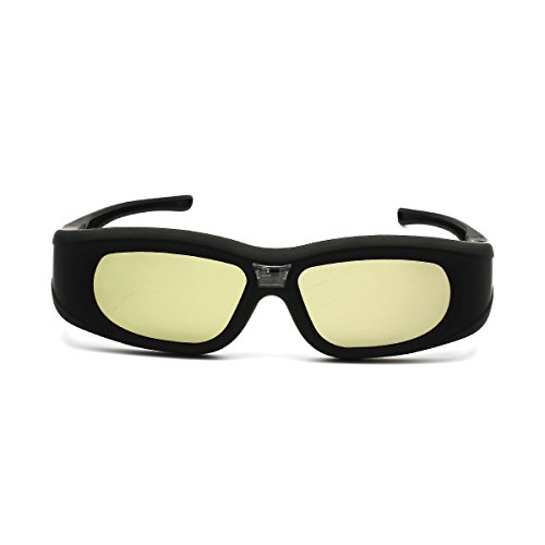 Universal Rechargeable Active Shutter 3D Glasses for DLP Link 3D Ready Projector Epson optoma ViewSonic benQ
