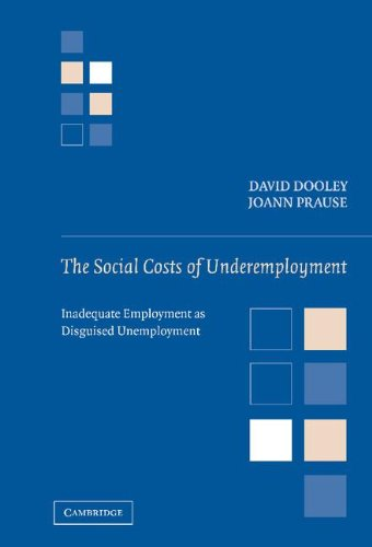 disguised unemployment Labor that falls under the underemployment classification includes those workers that are highly skilled but working in low paying jobs disguised unemployment.