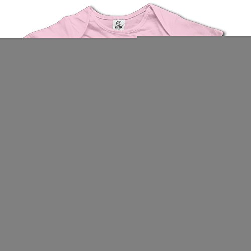 NINJOE New York Rangers NYR Short Sleeve RomperBodysuit Boys & Girls 6 M Pink (New York Rangers Girls Pink compare prices)