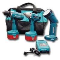 Makita 6933FDX1 14.4V Cordless 2-Piece Combo Kit