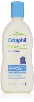 Cetaphil Restoraderm, Skin Restoring Body Wash, Formulated For Eczema