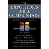 The Expositor's Bible Commentary Romans-Galatians, Volume 10 (0310609003) by Frank E. Gaebelein