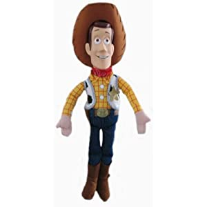 Disney & Pixar Toy Story 18 Inch Plush Figure Woody