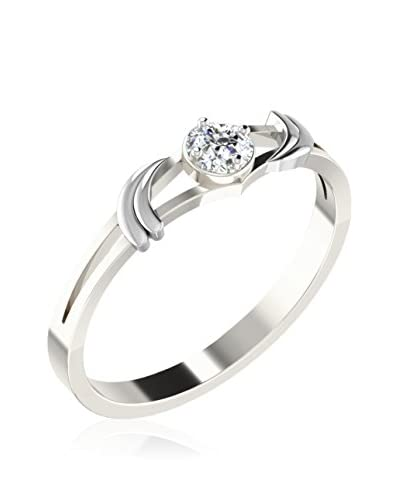 Friendly Diamonds Anillo Oro Blanco