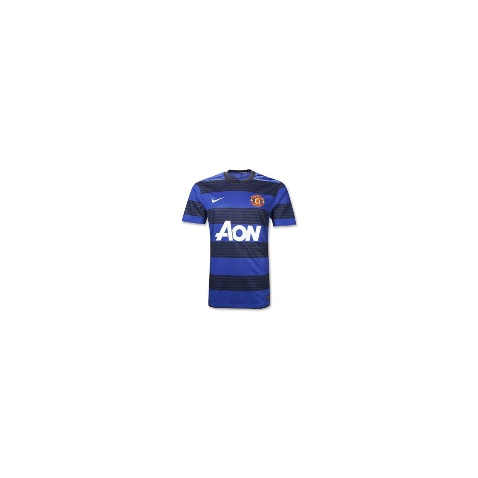c2d2793785a 11 12 Manchester United Away Jersey Chicharito 14 on PopScreen