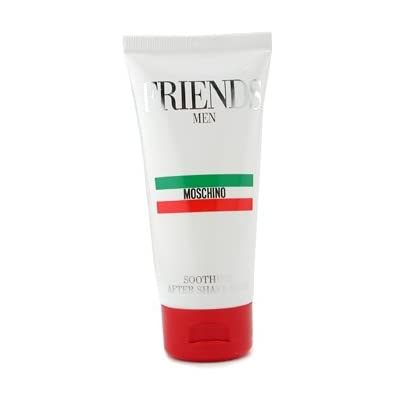 Moschino By Moschino Friends Soothing After Shave Balm For Men 75Ml/2.5Oz