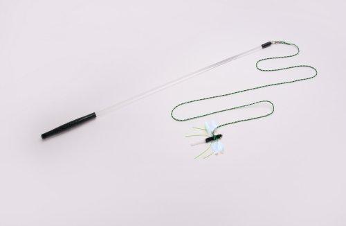 picture Neko Flies - Kragonfly with Rod - Interchangeable Toy