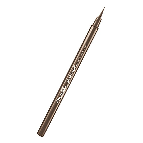 Maybelline Master Precise Liquid Eyeliner (Ultra-Fine Tip) - Forest Brown (Maybelline Master Precise compare prices)
