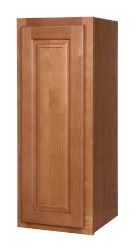 Kraftmaid kitchen cabinets all wood cabinetry w1230l wcn for 12 inch wide kitchen cabinets