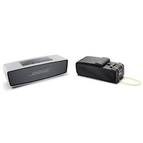 Bose Soundlink Mini Bluetooth Wireless Speaker And Travel Bag Bundle