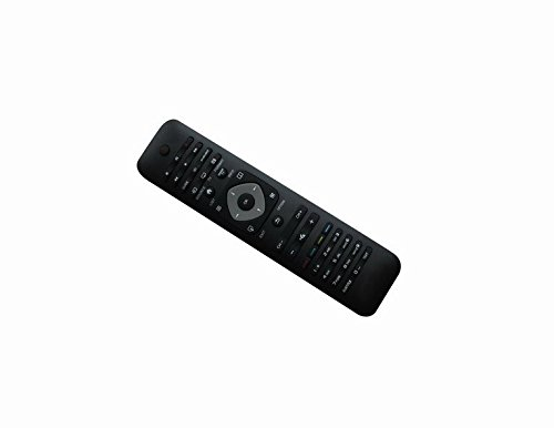Universal Replacement Remote Control For Philips 55Pfl4706 26Pfl4907 42Pfl6678K/12 55Pfl6678S Plasma Lcd Led Hdtv Tv
