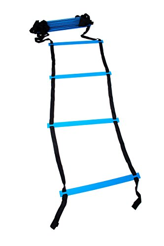 Big Mike's Fitness Agility Ladder Including carrying bag