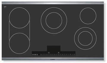 Bosch NET5654UC 36 500 Series Smoothtop Electric Cooktop