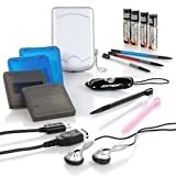 Nintendo DS Lite Travelite 10 Piece Accessory Pack