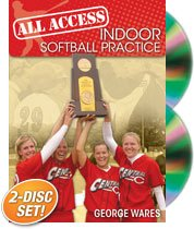 George Wares: All Access Indoor Practice (DVD) by Championship Productions