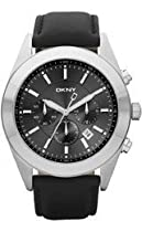 DKNY Chrono Black Watch NY1508